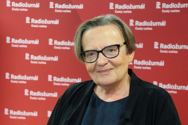 Agnieszka Holland, režisérka