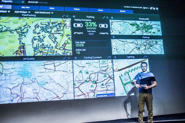 Golemio bude datová platforma vyvinutá přímo na míru