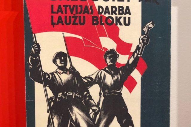 Po nacistické okupaci přišla opět sovětská totalita