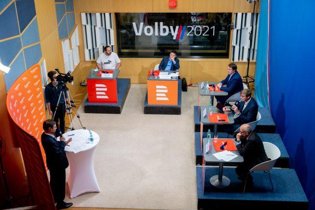 Debatu kandidátů do Poslanecké sněmovny vysílá Radiožurnál živě po 17. hodině | foto: Khalil Baalbaki,  Český rozhlas