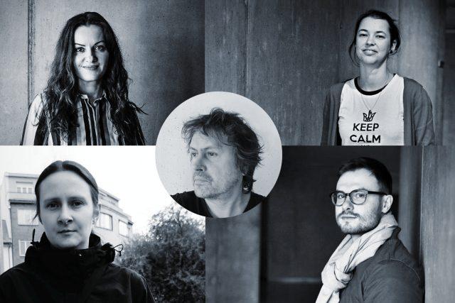 Pavla Horáková, Tereza Semotamová, Anna Bolavá, Marek Šindelka, Michal Šanda
