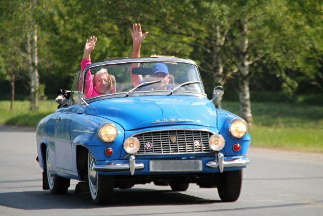 Jedeme na dovolenou autem (ilustrační foto)