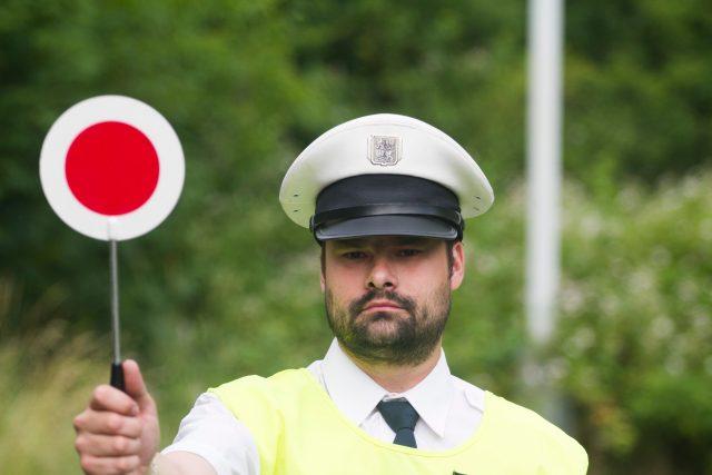Policista  (ilustrační foto) | foto: Fotobanka Profimedia