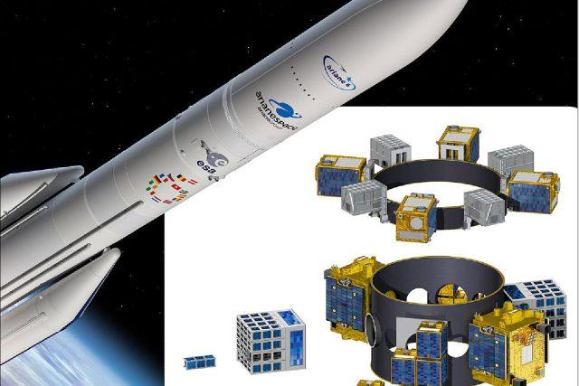 Česká společnost SAB Aerospace se bude podílet na dalším rozvoji evropského vesmírného programu. Bude dodávat zařízení pro raketu Ariane 6 Evropské vesmírné agentury