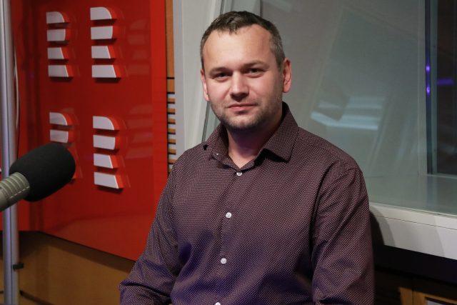 Jiří Hrabě, ředitel neziskové organizace Elpida