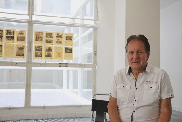 Ivan Huvar v rozhovoru popsal jak unikátní zákrok,  tak nejčastější mýty okolo ženské inkontinence   foto: Ludmila Opltová,  Český rozhlas