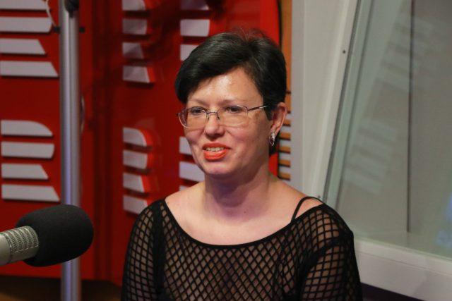 Soňa Matochová přiblížila,  co znamená GDPR | foto: Kristýna Hladíková