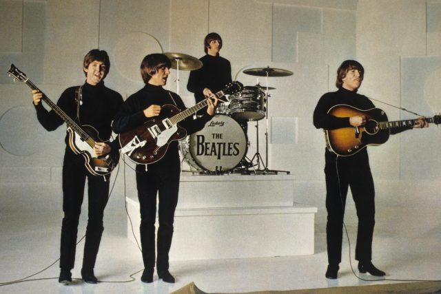 The Beatles | foto: Fotobanka Profimedia