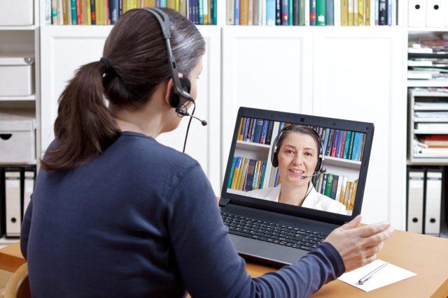 Online konzultace s psychologem