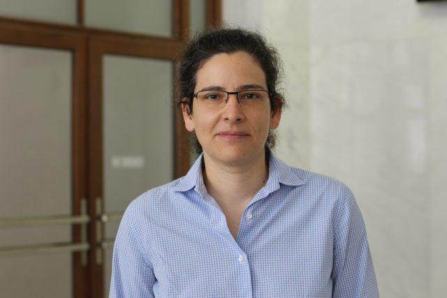 Poslechněte si celý rozhovor s ředitelkou Herzlova centra izraelských studií na Univerzitě Karlově Irenou Kalhousovou | foto: Kateřina Cibulka,  Český rozhlas Plus