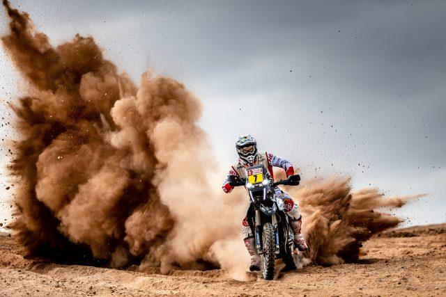 Rallye Dakar hledáčkem Mariana Chytky | foto: Marian Chytka