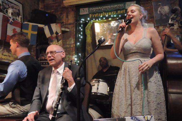 Pro zpěvačku Barboru Vágnerovou byl jedním z největších zážitků koncert v legendárním klubu Fritzel's