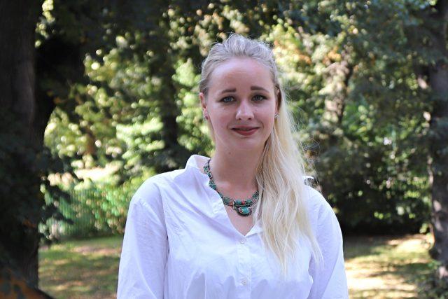 Miroslava Janičatová | foto: Jana Myslivečková,  Český rozhlas