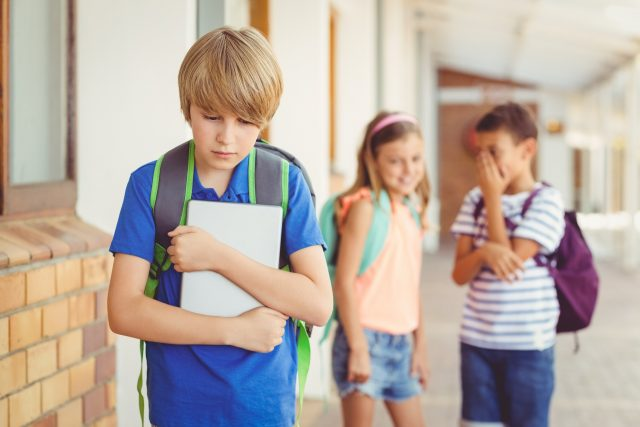 šikana,  škola,  spolužáci,  smutek | foto: Fotobanka Profimedia