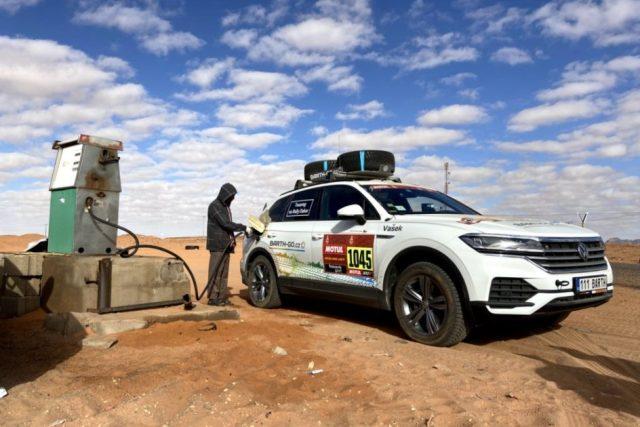 42. ročník slavného závodu Rallye Dakar se přestěhoval z Jižní Ameriky do Saúdské Arábie | foto: archiv Michala Dvořáčka