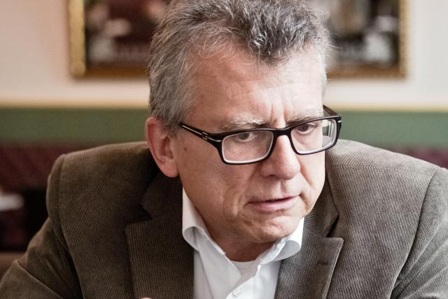 Architekt a bývalý pražský primátor Jan Kasl | foto: František Vlček/MAFRA/Fotobanka Profimedia