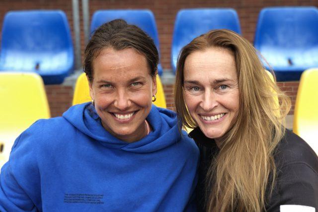 Tenistka Barbora Strýcová si povídala s Lucií Výbornou nejen o tenise v čase pandemie