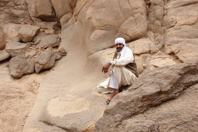 Beduíni pohyb ve skalách milují. Mají ho v genech