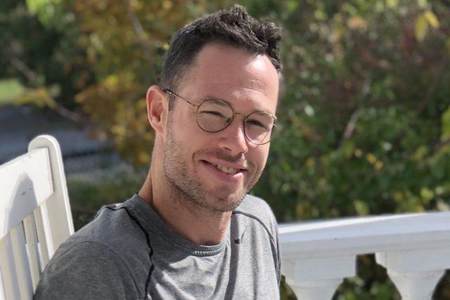Reportér New York Times Michael Schwirtz