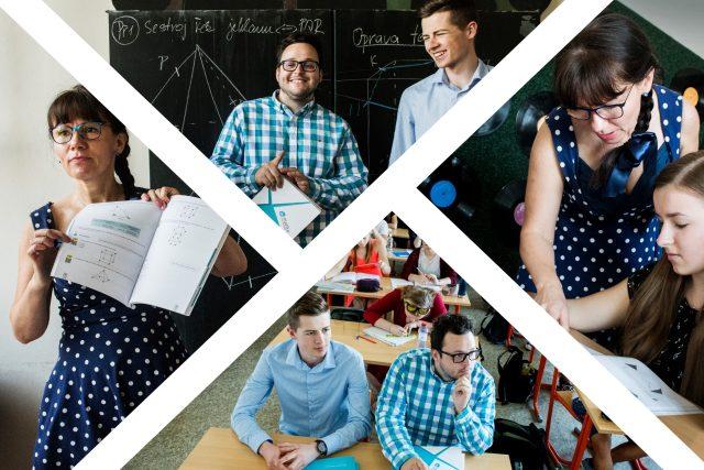 Marku Liškovi se nelíbilo, jak se ve škole vyučovala matematika. A tak vymyslel vlastní učebnici. Předvede ji na speciálním večeru Experimentu