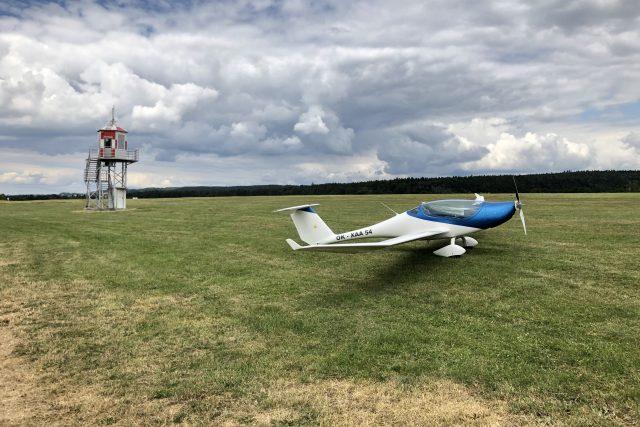 Elektrické letadlo ΦNIX