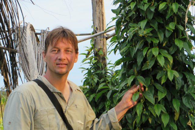 prof. Ing. Ladislav Kokoška, Ph.D. z Fakulty tropického zemědělství České zemědělské univerzity v Praze