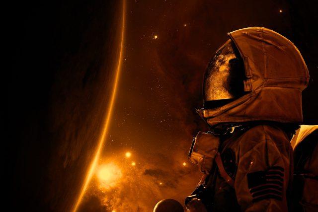 Stejně jako my máme důvod mít se na pozoru před infekcemi z vesmíru,  by znamenal problém i mikroorganismus zavlečený na Mars nebo Venuši   foto: Fotobanka Pixabay