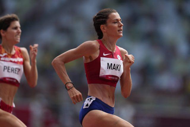 Poslechněte si celý rozhovor s bývalou vynikají atletkou Denisou Helceletovou | foto: Martin Sidorják,  ČTK