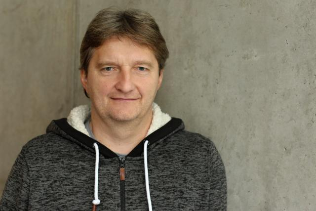 Fotbalový komentátor Jaromír Bosák