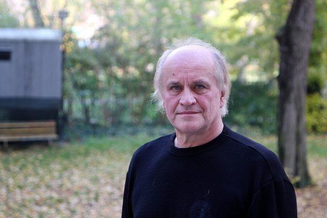 Michael Kocáb   foto: Jana Myslivečková,  Český rozhlas,  Český rozhlas