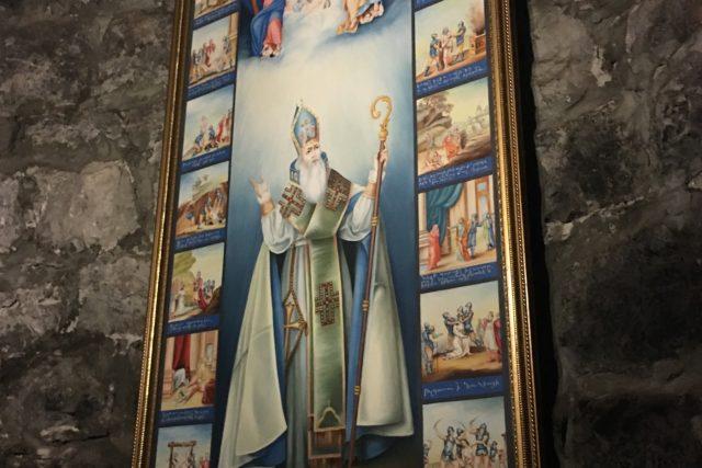 Svatý Řehoř Osvětitel přinesl křesťanství do Arménie | foto: Martin Dorazín,  Český rozhlas,  Český rozhlas