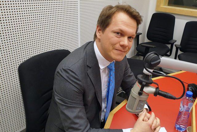 Jan Havránek, poradce v kabinetu generálního tajemníka NATO