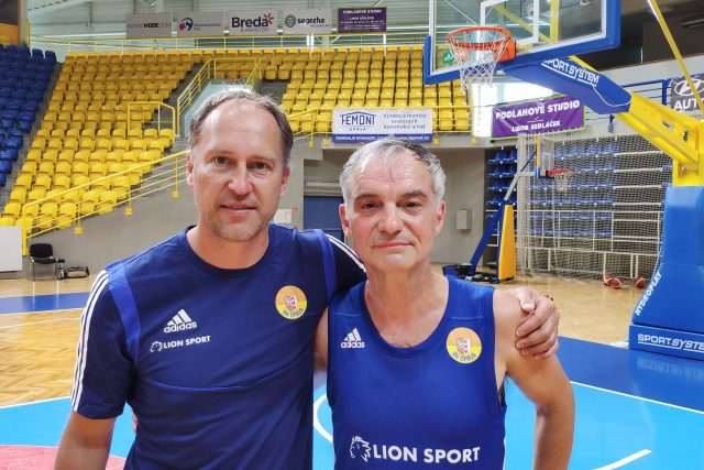 Petr Czudek a Ivan Trojan se přátelí už patnáct let