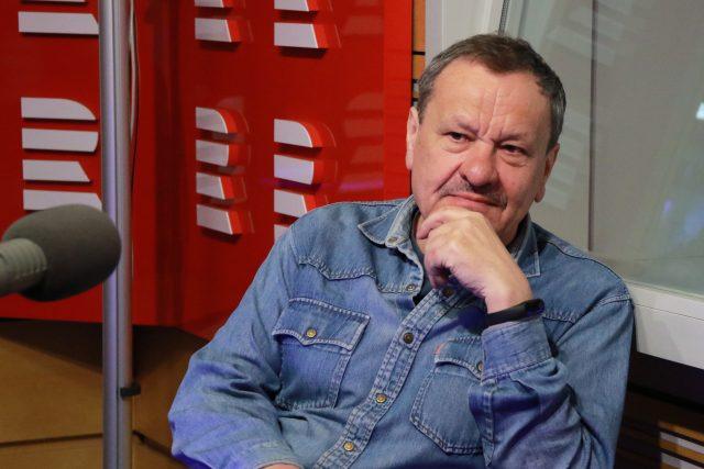 Herec a režisér Miroslav Krobot