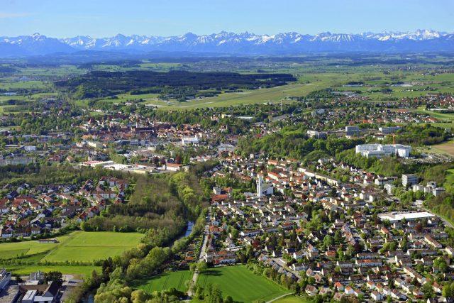 Kaufbeuren neboli Nový Jablonec v Bavorsku