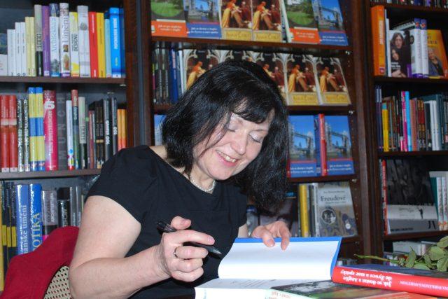 Spisovatelka a překladatelka Hana Parkánová-Whitton