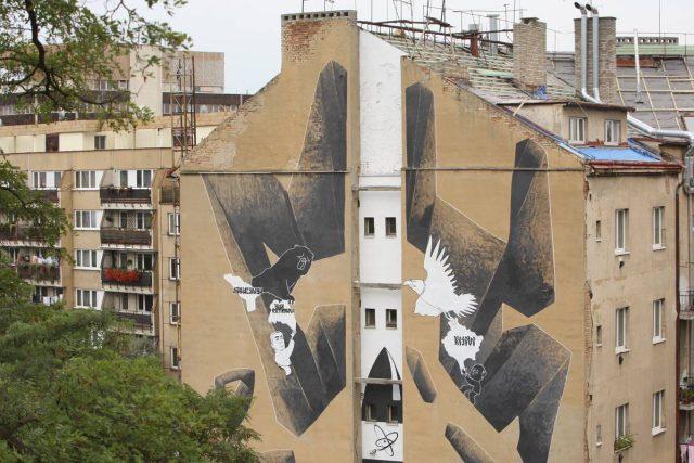 Grafitti | foto: Ondřej Besperát