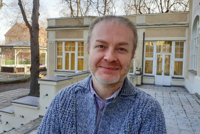 Pavel Šporcl | foto: Šárka Formánková,  Český rozhlas,  Český rozhlas
