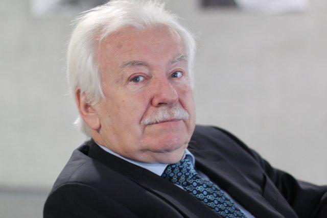 Emeritní rektor Vysoké školy ekonomické v Praze a člen Národní rozpočtové rady Richarda Hindls