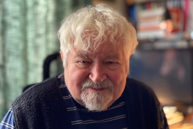 Petr Pithart, historik, bývalý předseda federální vlády