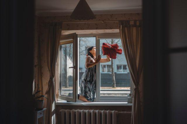 úklid,  mytí oken | foto: Pexels,  CC0 1.0