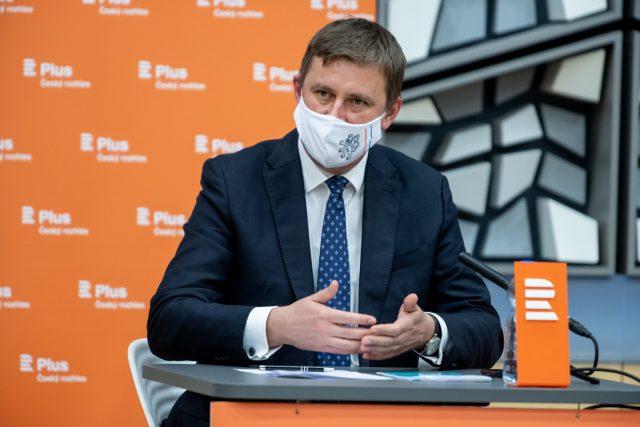 Tomáš Petříček,  ministr zahraničí | foto: Khalil Baalbaki,  Český rozhlas