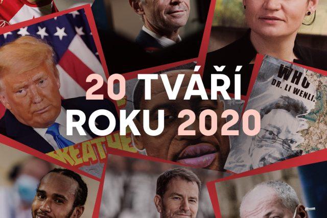 20 tváří roku 2020 | foto: Český rozhlas