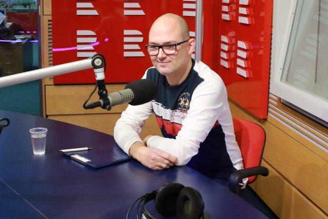 Lukáš Polák, editor webu Digitální rádio
