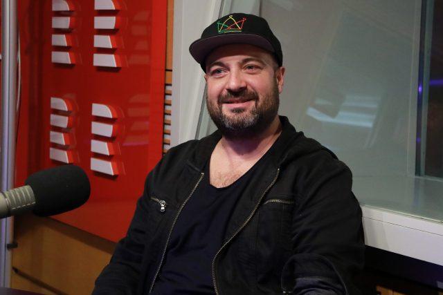 Hudebník Ivan Tásler