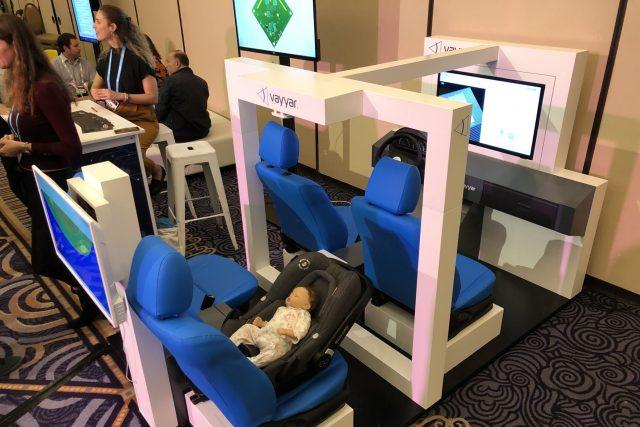 Stejně jako Vayyar, i technologie od Guardianu dokáže rozeznat, že v autě zůstalo dítě v sedačce, a to i když je sedačka otočená zády ke směru jízdy