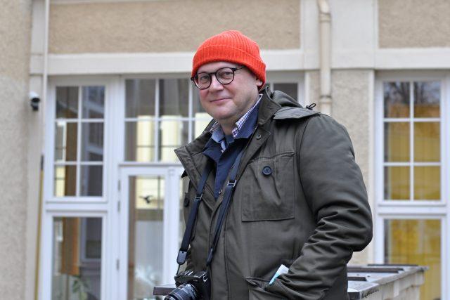 Publicista a novinář Jiří Peňás