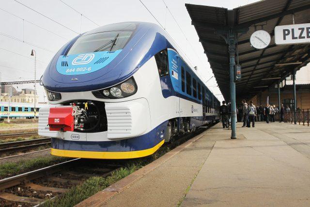 Hlavní vlakové nádraží Plzeň   foto: Ladislav Němec,  MAFRA / Profimedia