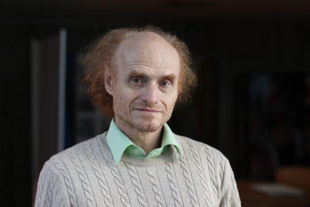 Parazitolog Jaroslav Flegr | foto: Věra Luptáková,  Český rozhlas,  Český rozhlas