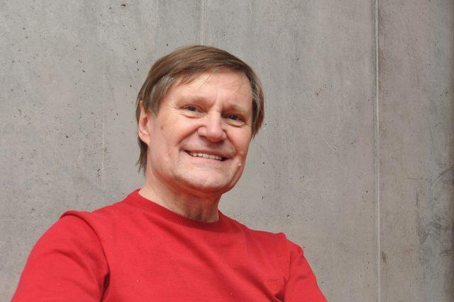 Vít Richter, ředitel Národní knihovny ČR